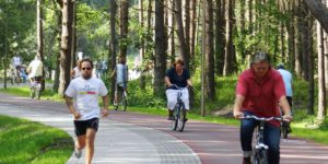 jarosławiec rower